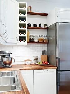 2 tone kitchen_