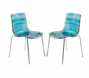 Astor Modern Dining chairs $256 for 2